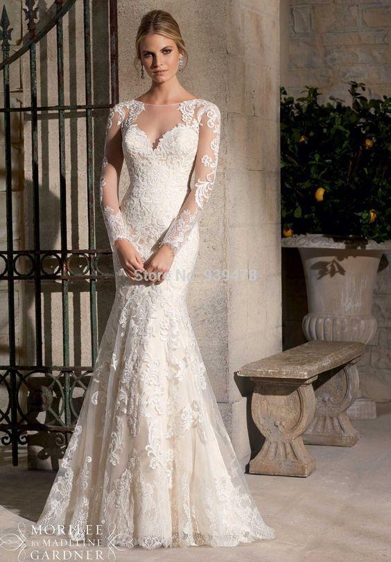 Свадьба - Vestido De Noiva Sereia: Dicas E Inspirações