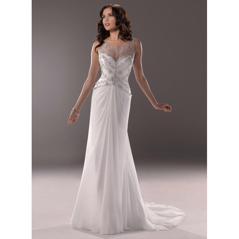 زفاف - Maggie Sottero Wedding Dresses - Style Melody 3MC736 - Formal Day Dresses