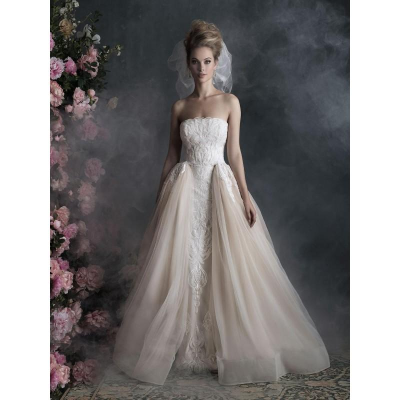 Allure Bridals Couture C400 - Branded Bridal Gowns #2837553 - Weddbook