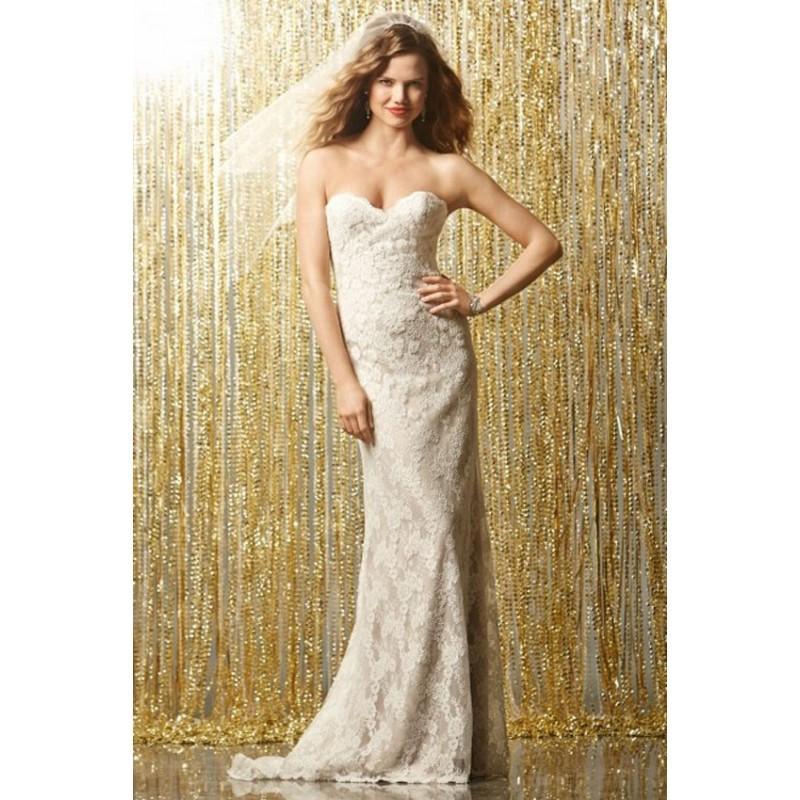 Свадьба - WTOO Isis 11525 Wedding Dress - Strapless, Sweetheart WTOO Long Wedding A Line Dress - 2018 New Wedding Dresses