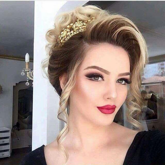 Hochzeit - Make Up