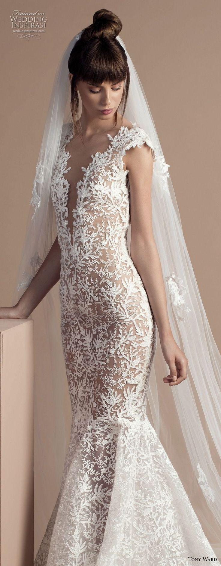 زفاف - Tony Ward 2018 Wedding Dresses