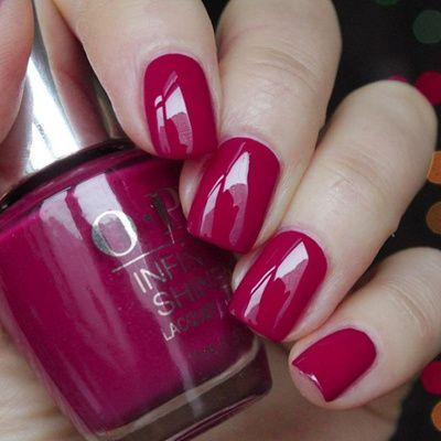 Wedding - OPIOPI Infinite Shine Miami Beet