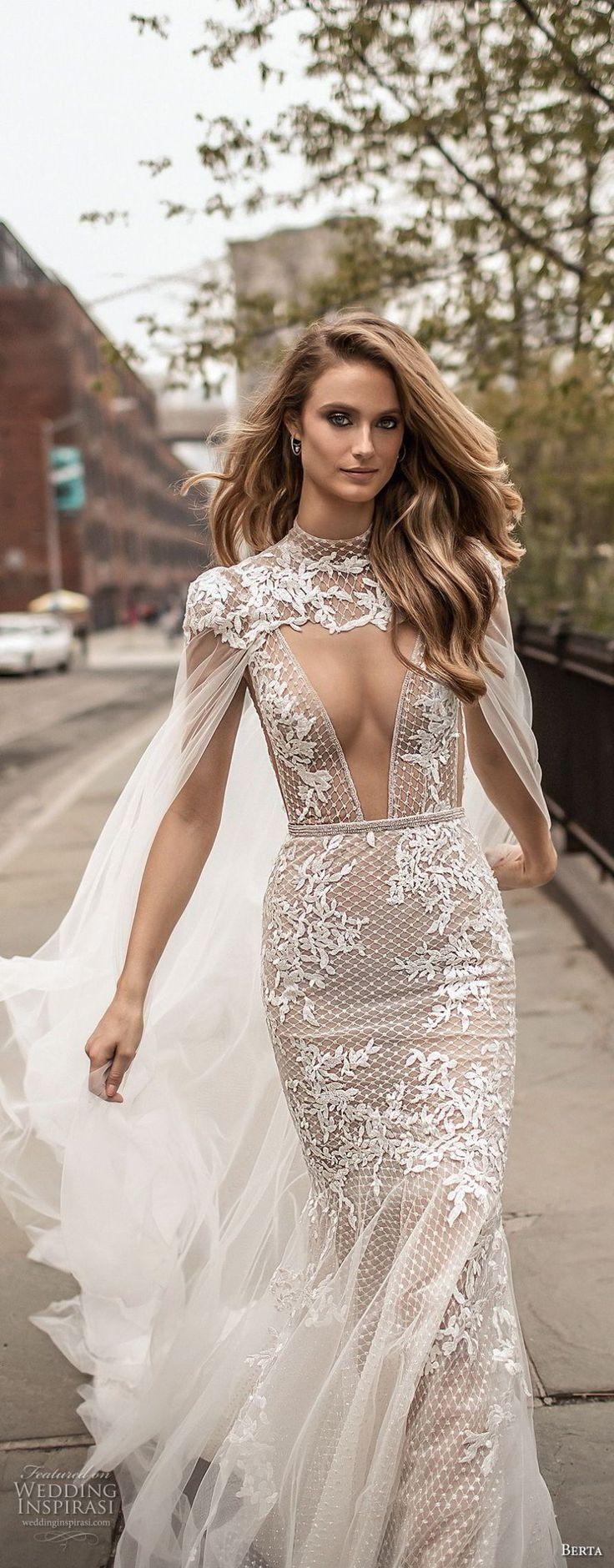 Mariage - Berta Bridal Spring 2018 Wedding Dresses – Part 2