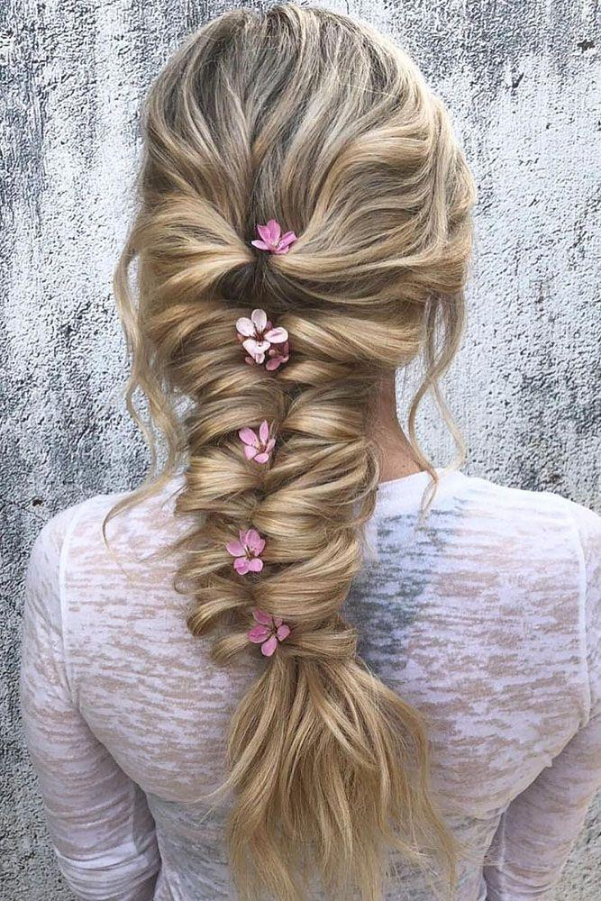 Mariage - 45 Best Wedding Hairstyles For Long Hair 2018
