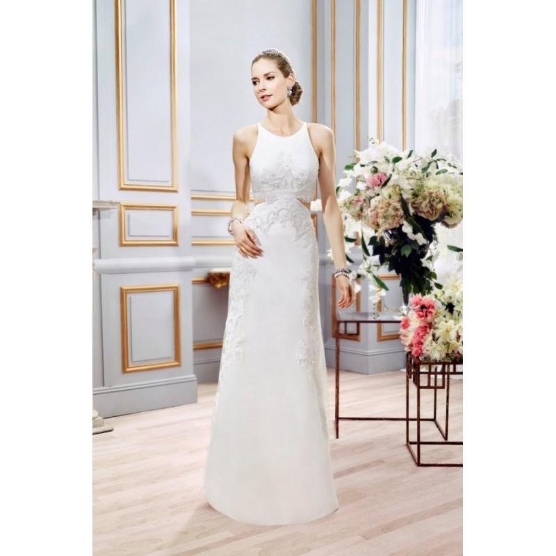 زفاف - Moonlight Collection Style J6396 - Truer Bride - Find your dreamy wedding dress