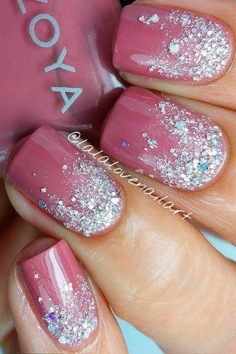 Wedding - Daily Charm: Over 50 Designs For Perfect Pink Nails
