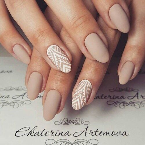 Wedding - 65 Most Eye Catching Beautiful Nail Art Ideas