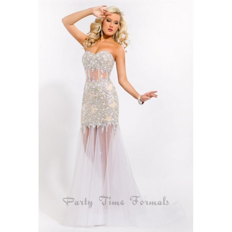 Hochzeit - Prima Donna Pageant Dresses - Style 5637 - Formal Day Dresses