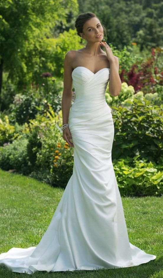 Wedding - Wedding Dress Inspiration - Justin Alexander Sweetheart Collection
