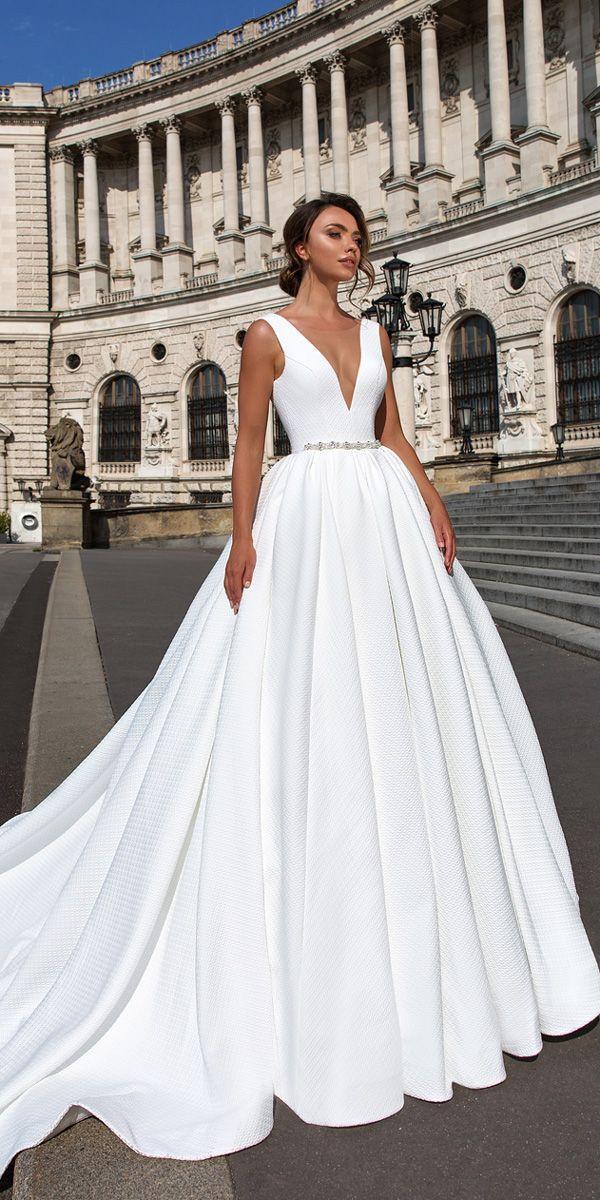 "Wedding - Crystal Design 2018 Wedding Dresses - ""Royal Garden"""