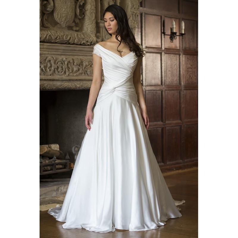 Wedding - Augusta Jones Victoria - Royal Bride Dress from UK - Large Bridalwear Retailer