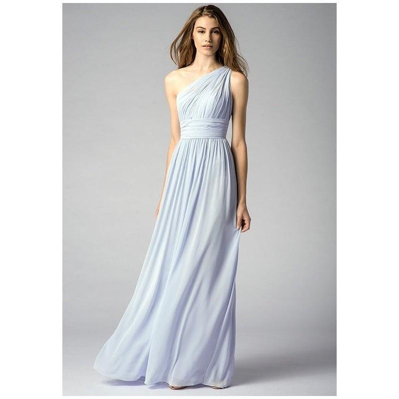 Wedding - Watters Maids Tamara 7546i Bridesmaid Dress - The Knot - Formal Bridesmaid Dresses 2018