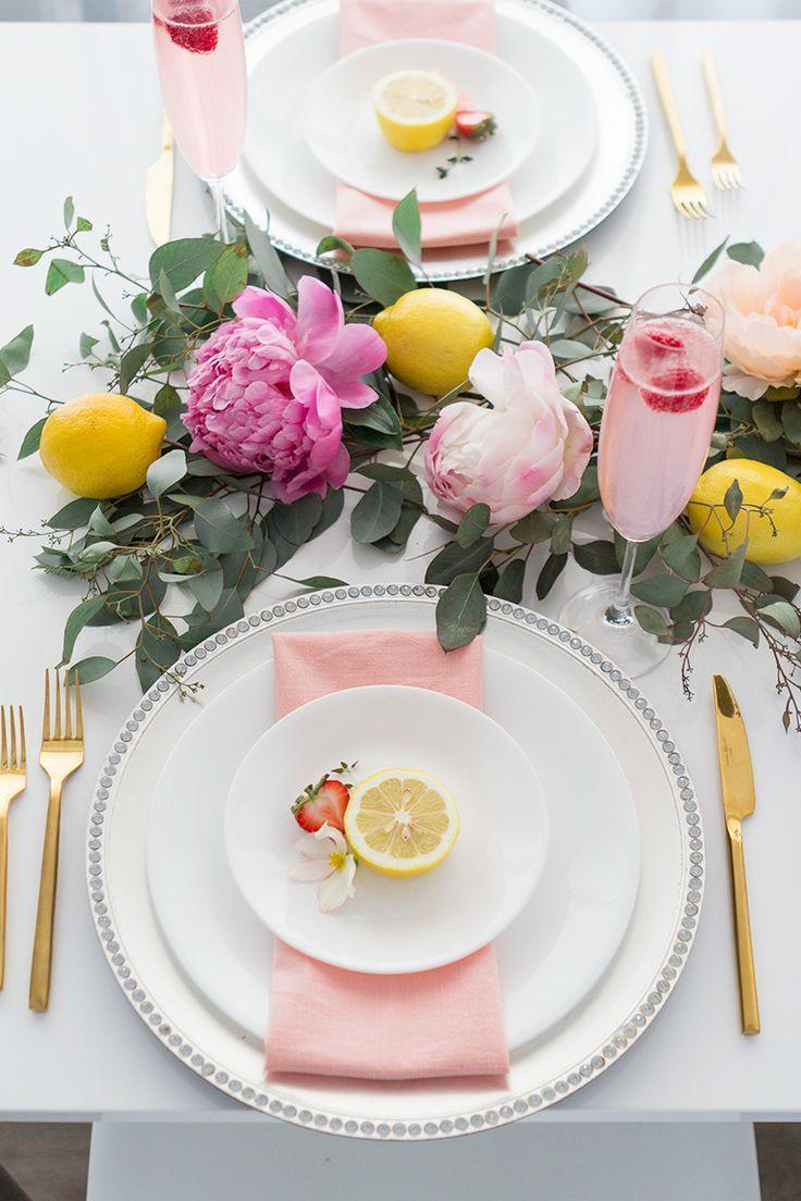 Wedding - Sweet Summer Brunch // With Local Boutique Mad About Style