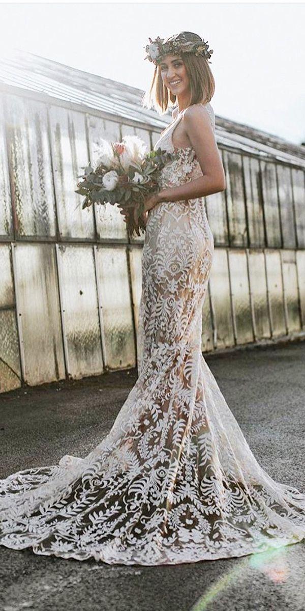 زفاف - Bridal Guide: 27 Country Wedding Dresses