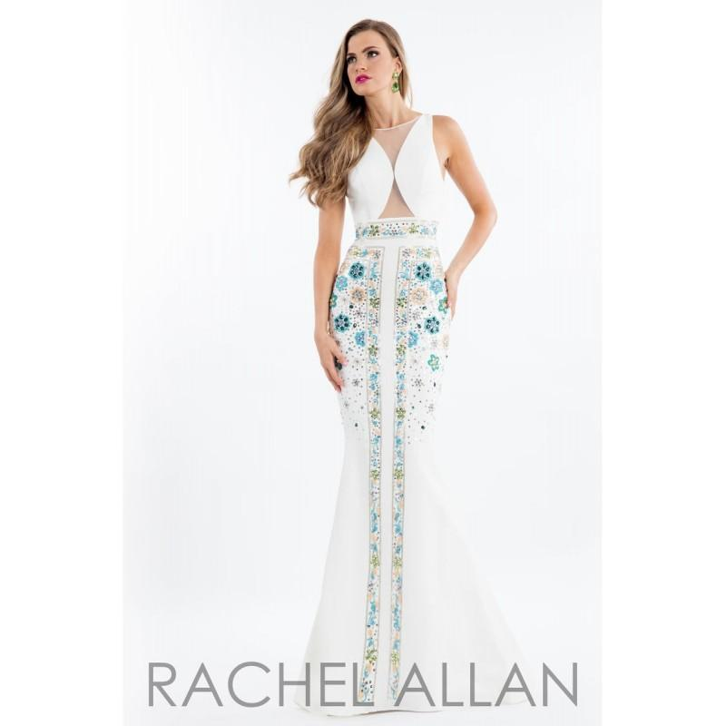 Mariage - Rachel Allan Prom 7529 Rachel ALLAN Long Prom - Rich Your Wedding Day