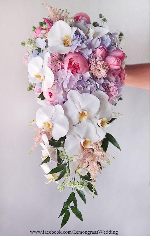 Hochzeit - Fresh Flower Bouquets