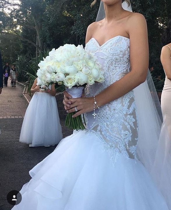 Wedding - Nude And Ivory Fitted Wedding Dresses From Darius Bridal