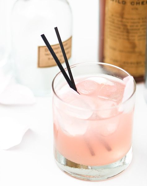 Wedding - Gin Cardamom Rosé Cocktail