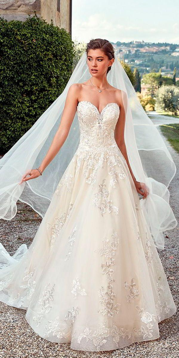 Mariage - 30 Revealing New Wedding Dresses 2019