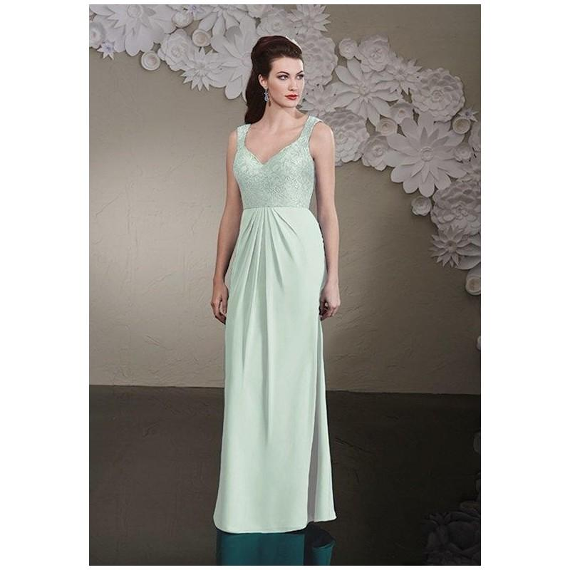 95ff6014f17 1 Wedding by Mary s Modern Maids M1989 Bridesmaid Dress - The Knot - Formal  Bridesmaid Dresses 2018