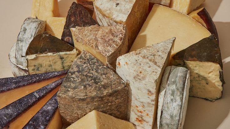 Hochzeit - The 25 Most Important Cheeses In America, According To Cheese Experts