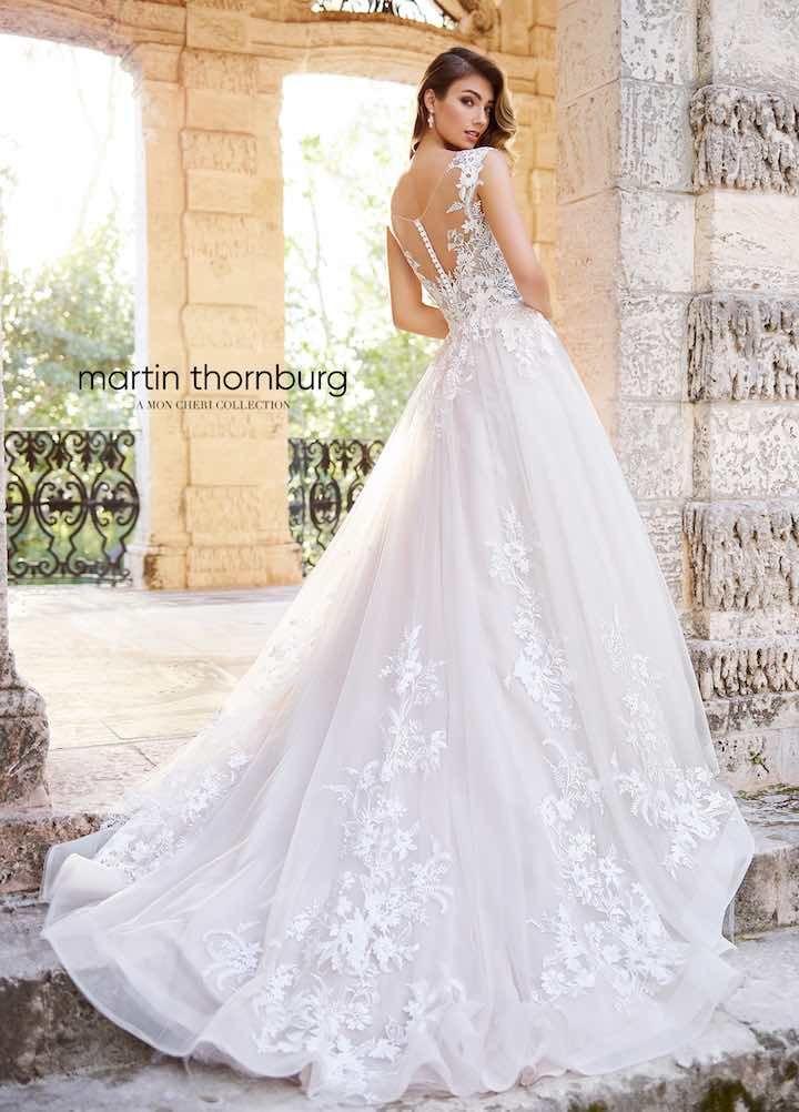 Mariage - Wedding Dress Inspiration - Martin Thornburg Collection Of Mon Cheri
