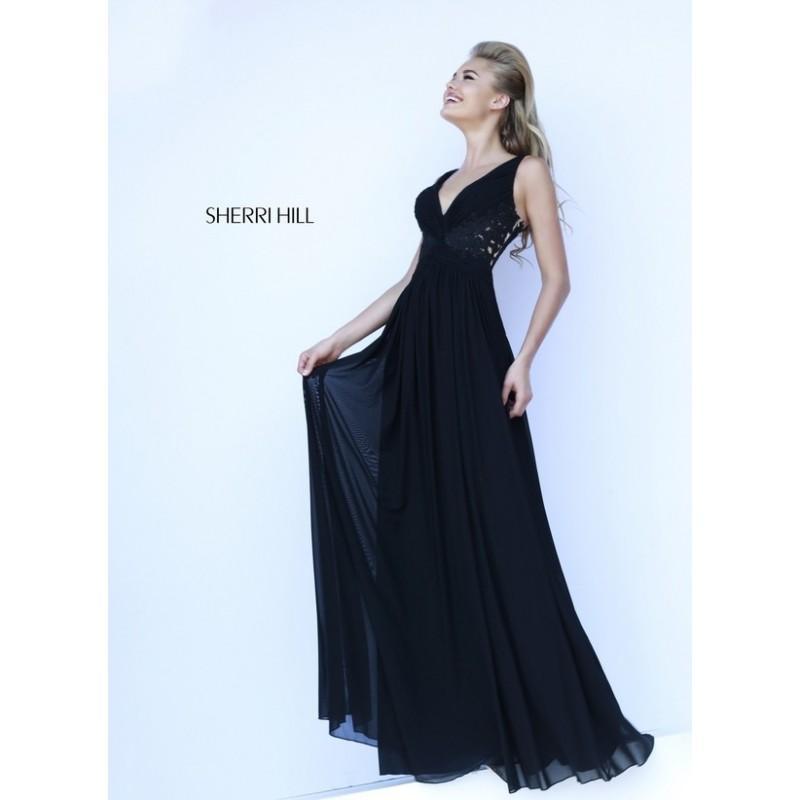 689d832084c Sherri Hill Prom Dresses Style 5206 - Wedding Dresses 2018