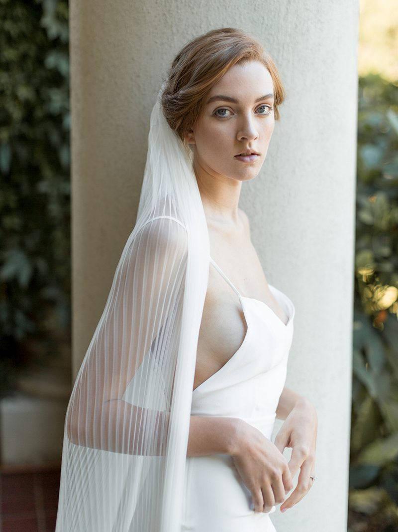 Mariage - Ivory Wedding Veil