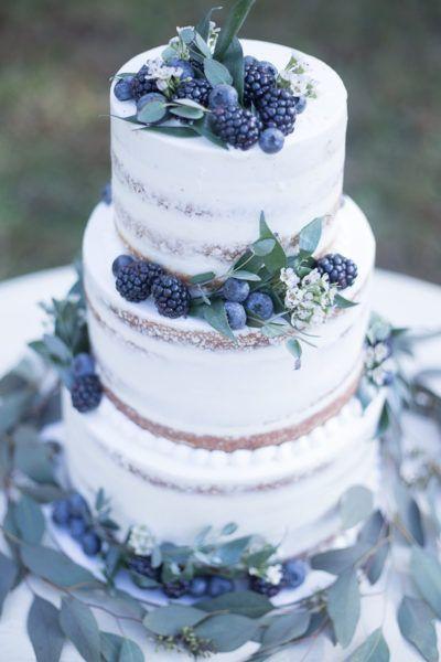 Wedding - Dusty Blue Winter Wedding Inspiration