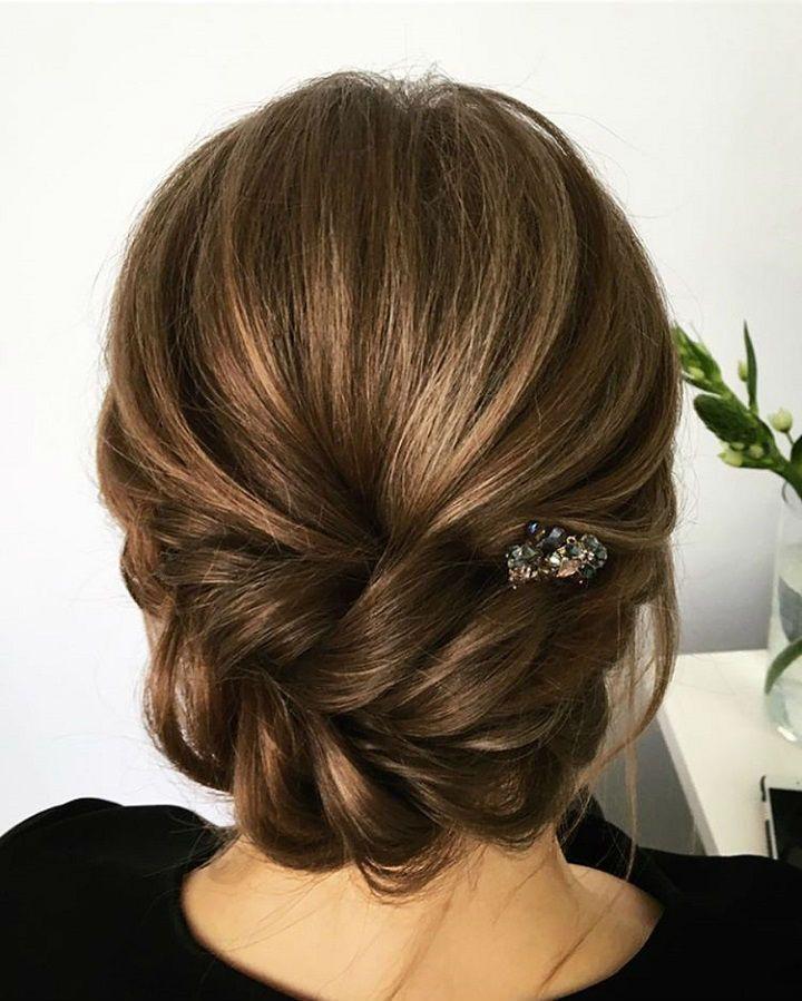 Hair 2018 Wedding Hair Trends 2842735 Weddbook