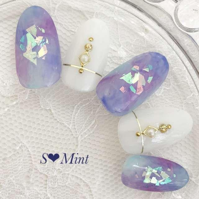 زفاف - Kawaii Nail Art