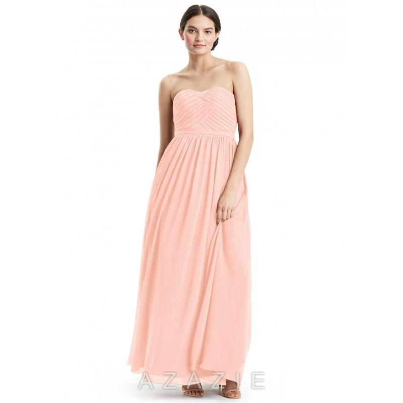 Свадьба - Coral Azazie Aria - Charming Bridesmaids Store