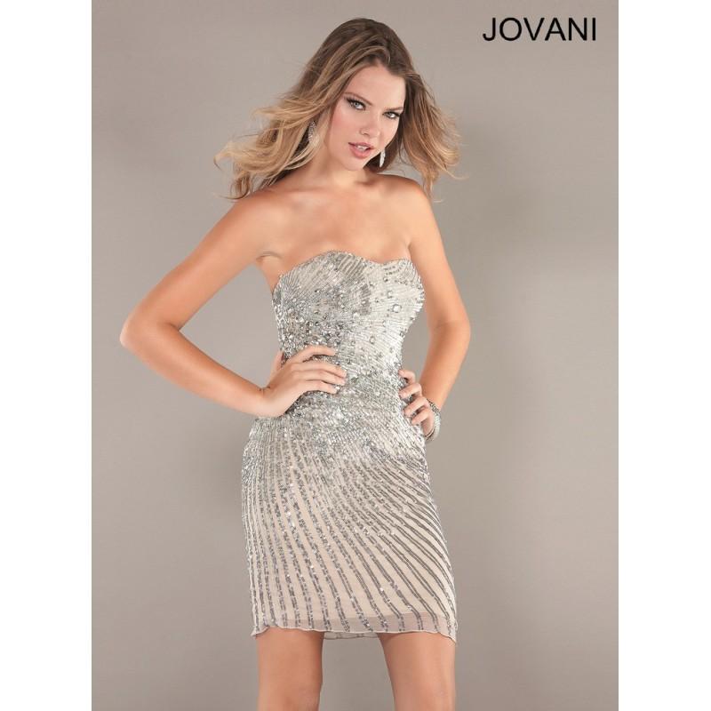 Wedding - 6974 Jovani Prom - HyperDress.com