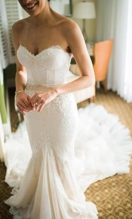 Wedding - Inbal Dror 13-23, $6,000 Size: 4