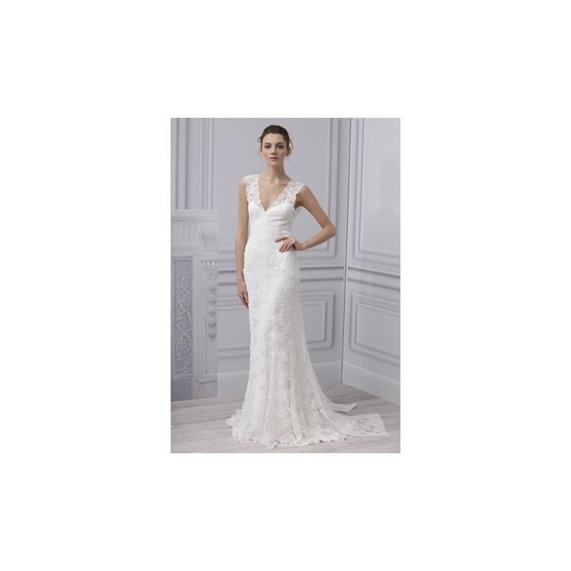 Sincere (Monique Lhuillier) - Vestidos De Novia 2018 #2843679 - Weddbook