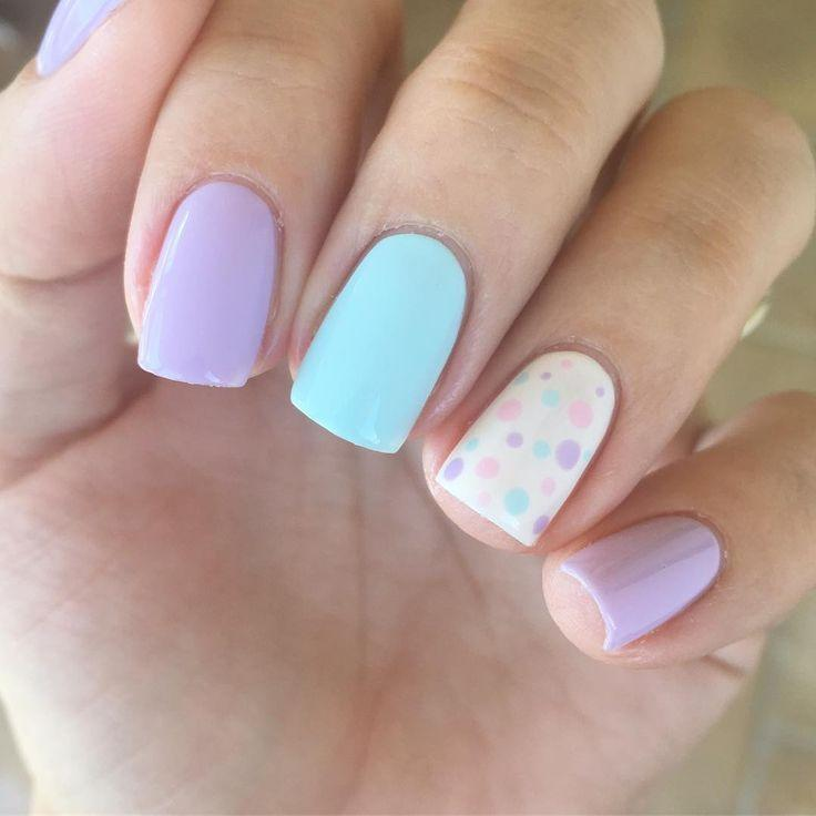 22 Ridiculously Cute Spring Nail Ideas Worth Trying This