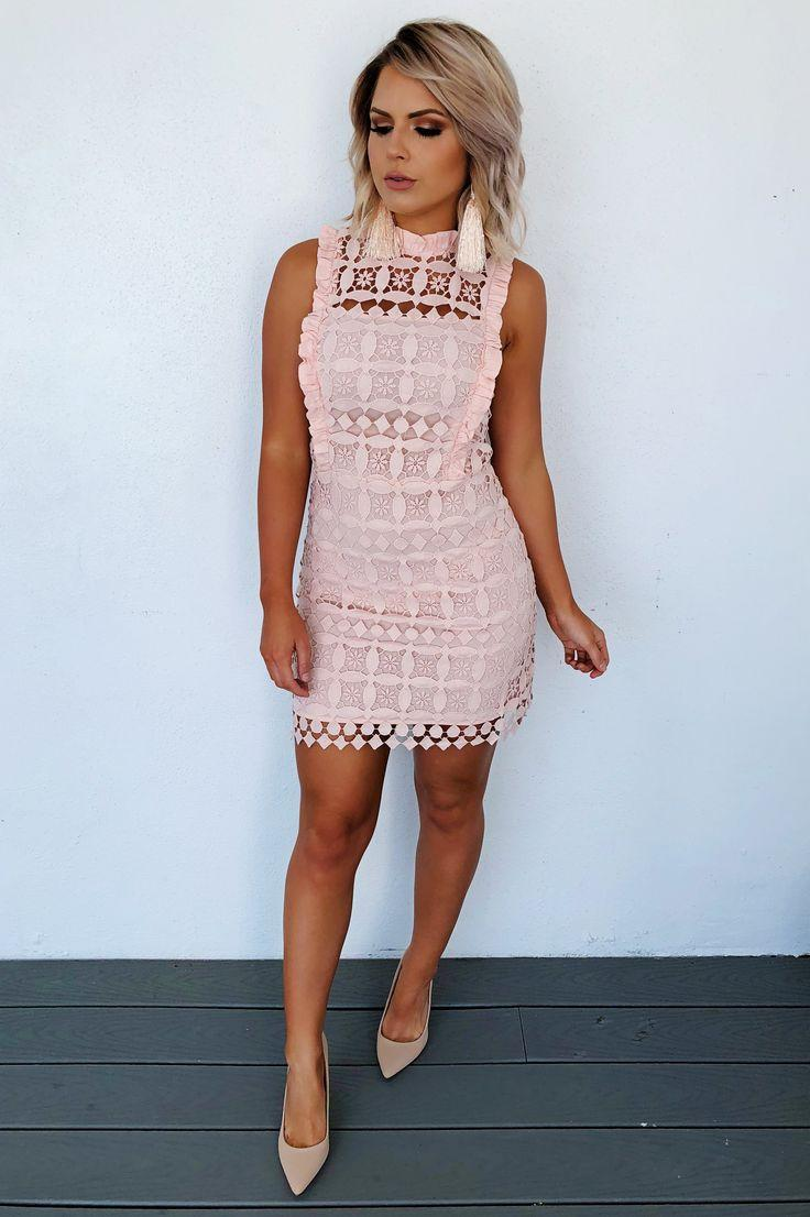 Wedding - Promise Me This Dress: Baby Pink