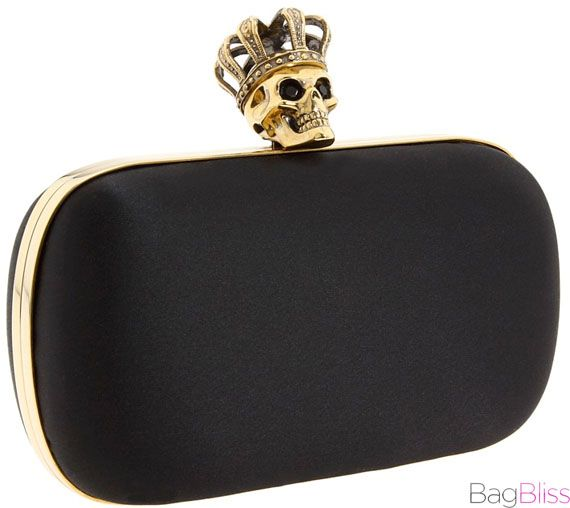 Wedding - Alexander McQueen Clutch Bags… Are You Ready? 3, 2, 1