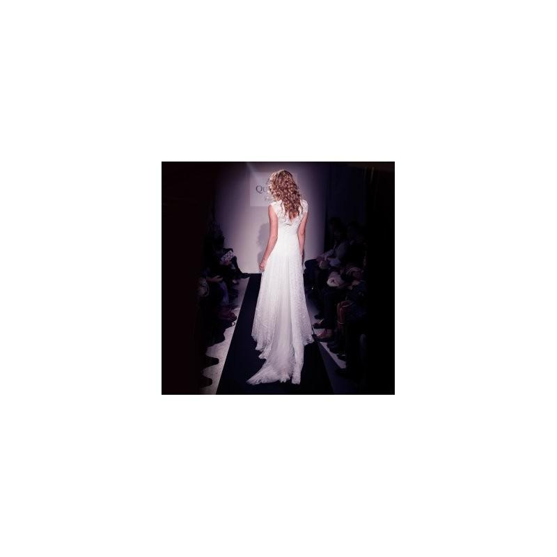 Wedding - Ana Quasoar Robe DuneRobe Dune -  Designer Wedding Dresses