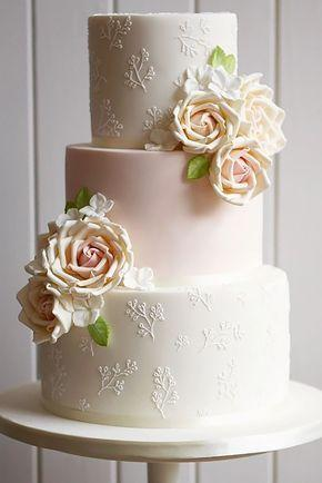 Mariage - Cake Decorating