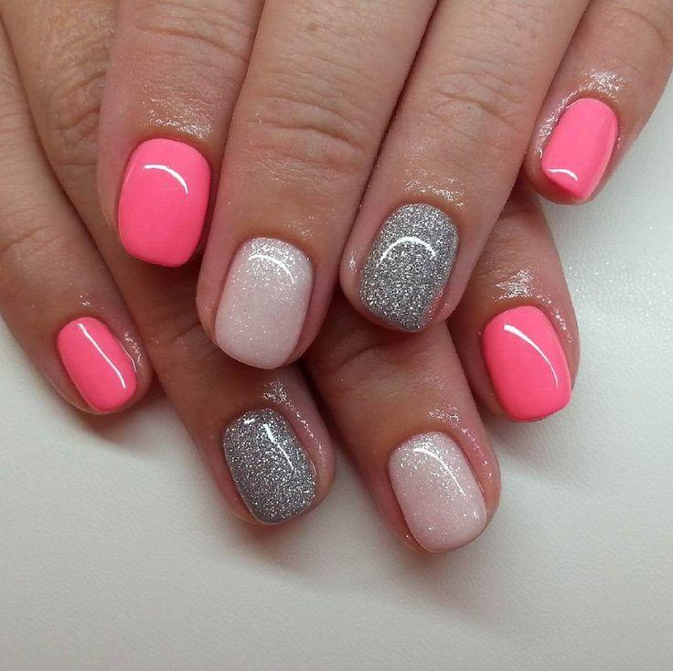 Свадьба - 25 Beautiful Nail Ideas For The Spring Time!