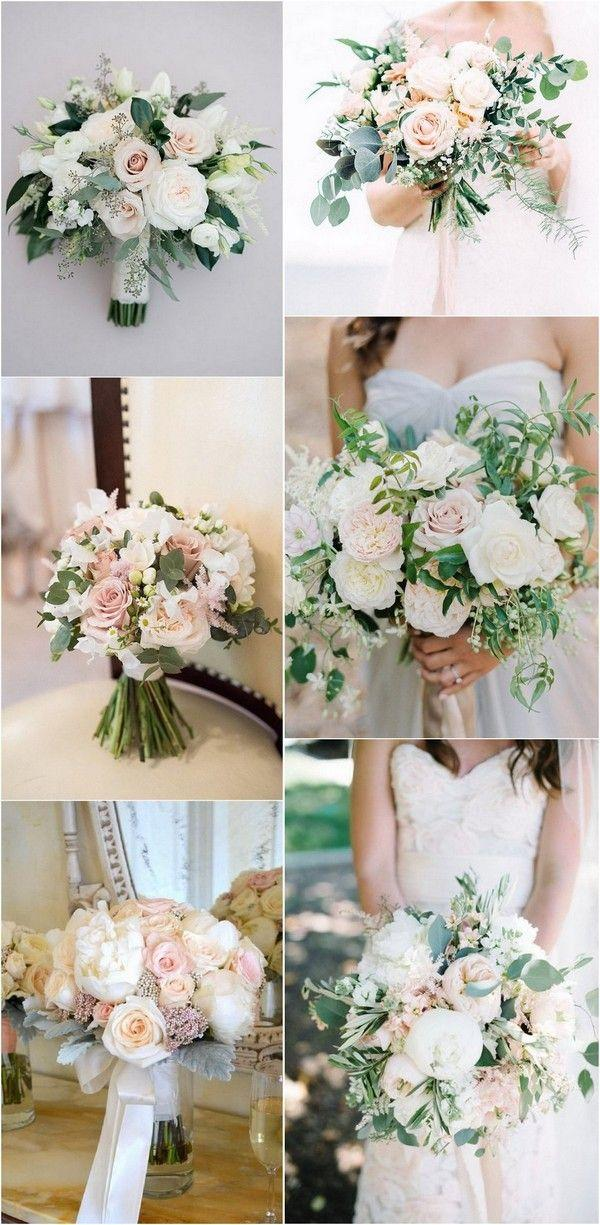 Mariage - Top 15 Blush Pink Wedding Bouquets For Spring 2018 - Page 2 Of 2