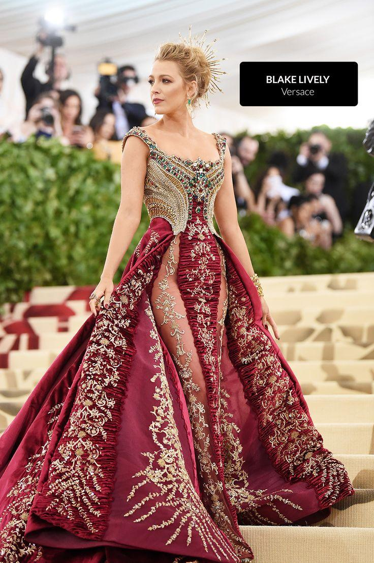 Свадьба - 21 Looks Do Baile Do MET 2018