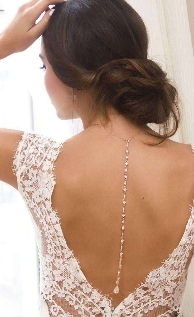 زفاف - 60 Wedding Necklaces Ideas For You