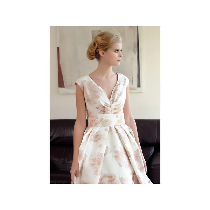 Wedding - Vestido de novia de Peter Ziegler Modelo Klara Flowers - 2014 Evasé Otros Vestido - Tienda nupcial con estilo del cordón