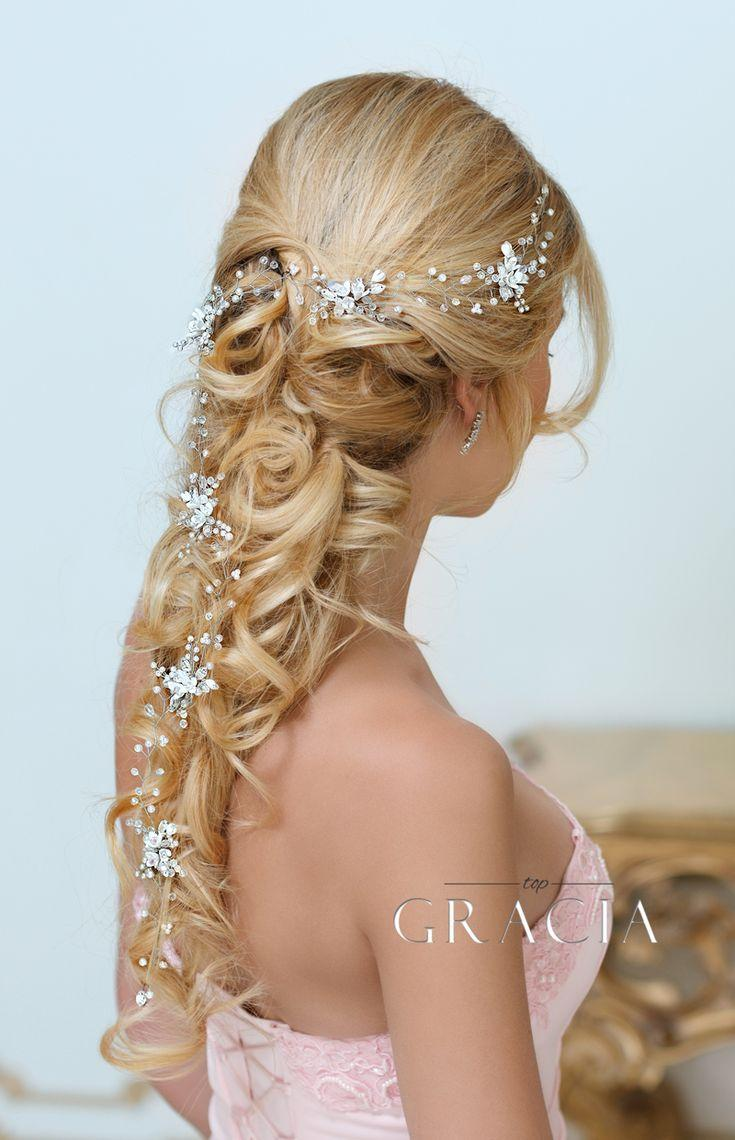 Hochzeit - Wedding Hairstyles Inspiration Up Dos