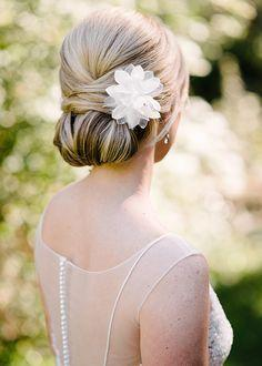 Hochzeit - Wedding Hairstyles: 8 Luxe Looks Suited To Every Bridal Style