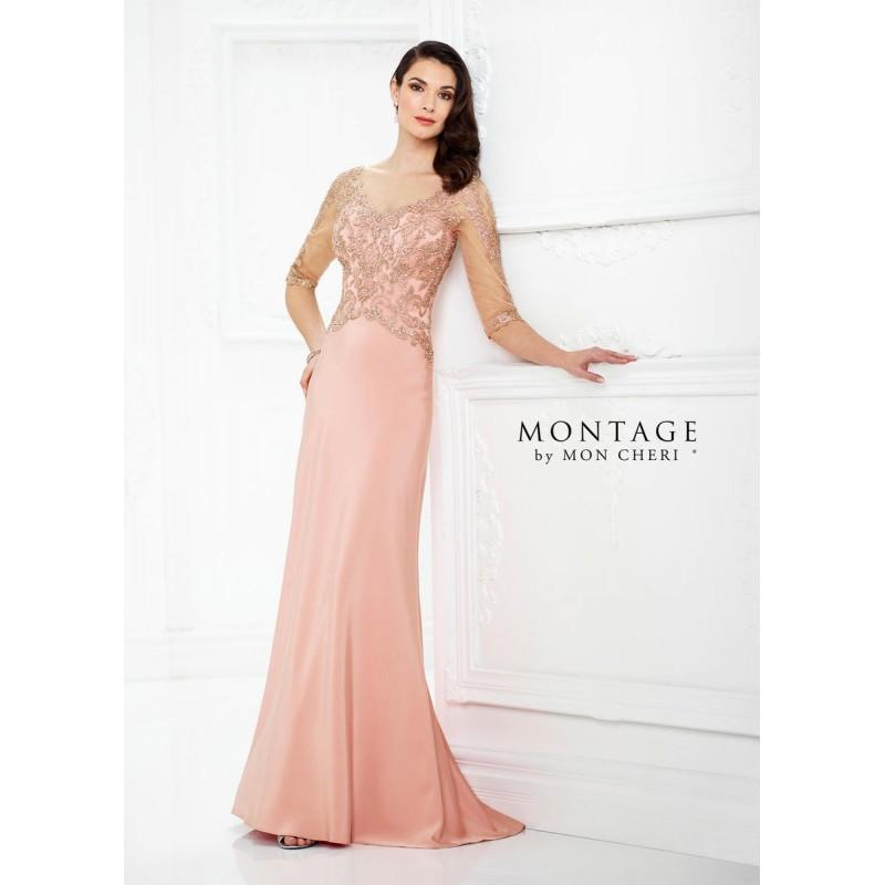 63cb347ba9f Montage By Mon Cheri 217950 - Branded Bridal Gowns  2845740 - Weddbook
