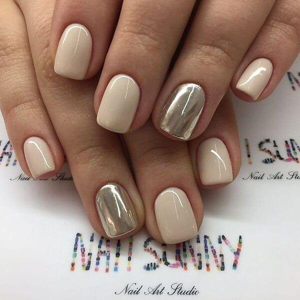 Wedding - 50 Reasons Shellac Nail Design Is The Manicure You Need In 2018